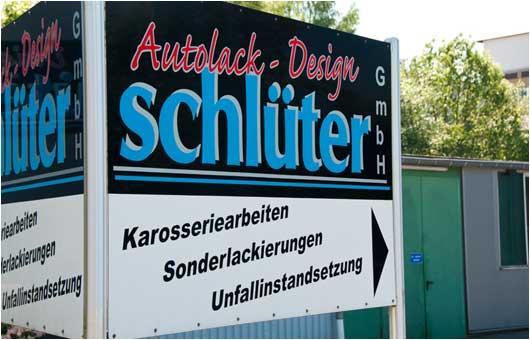 Autolack Design Schlüter
